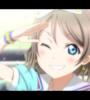 アニメ:「ラブライブ!サンシャイン!!」渡辺曜ちゃんの抱き心地良さそうなムチムチボディと巨乳おっぱい(二次エロ画像)