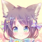 【2次】獣耳の可愛いキャラクターのエロぃイラスト:その11