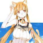 【2次】獣耳の可愛いキャラクターのエロぃイラスト:その18